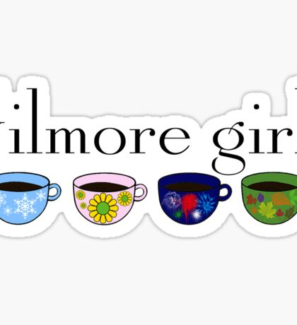 Gilmore Girls - A year in the Life Sticker