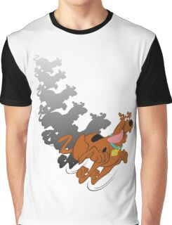 scooby doo shadow Graphic T-Shirt