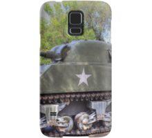 M4A3 Sherman Tank Samsung Galaxy Case/Skin