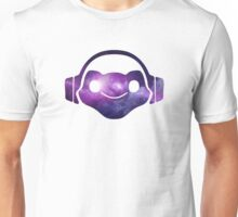 Lucio Logo - Galaxy Unisex T-Shirt