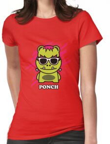 Little Freakz - Ponch Womens Fitted T-Shirt