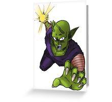 The Namekian Greeting Card