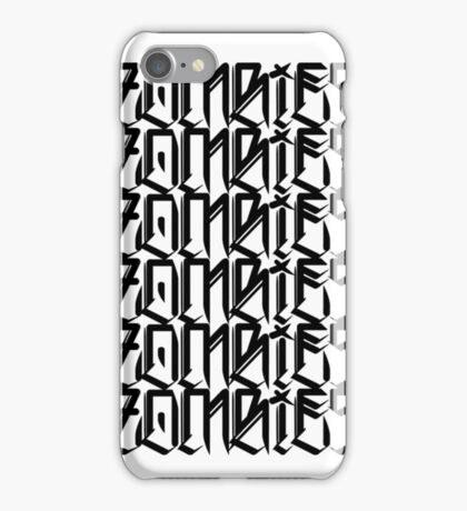 Zombies Zombies Zombies  iPhone Case/Skin