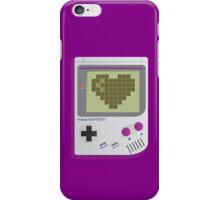 Heartboy iPhone Case/Skin