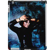 gothic model iPad Case/Skin