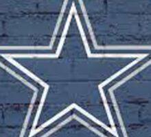 Dallas Cowboys Creative Original Logo Sticker