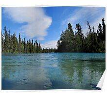 Tranquil River Poster