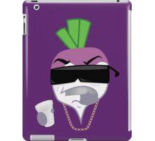 Turn Up the Turnip iPad Case/Skin