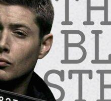 Dean's Blue Steel Sticker