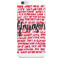 Glamazon. iPhone Case/Skin