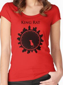 King Rat Women's Fitted Scoop T-Shirt