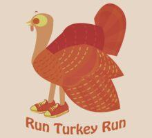 Run, Turkey, Run T-Shirt