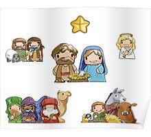 The Nativity Scene 1. Poster