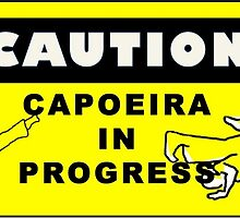 capoeira caution by kaikai