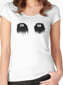Eyes Women's Fitted Scoop T-Shirt