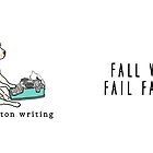 Mug of Truth: Fall Well. Fail Faster. by Deb Norton Writing