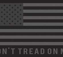 Don't tread on me - USA by bogratt