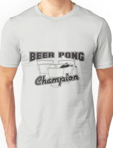 Beer Pong - Champion Unisex T-Shirt