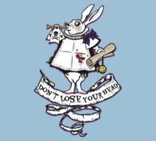 Don't Follow the white rabbit Kids Clothes