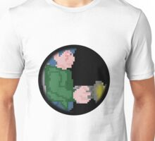 Pixel Art Unisex T-Shirt