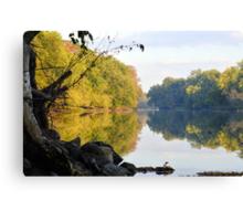 A River Runs Through It 2 Canvas Print