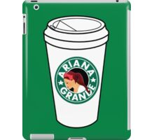 Ariana Grande Coffee iPad Case/Skin