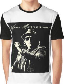 van morrison classic portrait Graphic T-Shirt