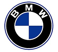 BMW Photographic Print
