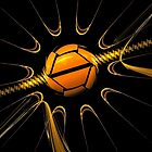 Spinning Ball by Kerry  Hill