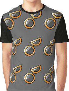 Guzma's Glasses Graphic T-Shirt
