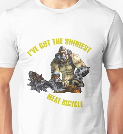 Meat Bicycle Unisex T-Shirt