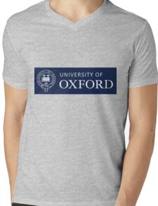 Oxford Mens V-Neck T-Shirt