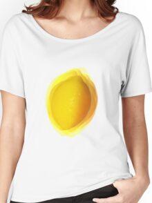 Vibrating Lemon Women's Relaxed Fit T-Shirt
