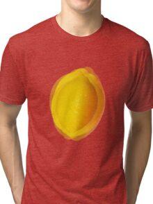 Vibrating Lemon Tri-blend T-Shirt