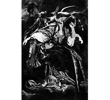 The Huntress. Photographic Print