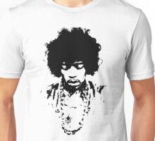 Jimi Hendrix 2 Unisex T-Shirt
