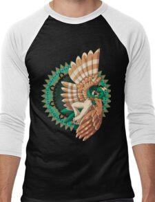 Decidueye Used Spirit Shackle! Men's Baseball ¾ T-Shirt