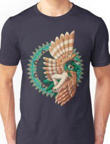 Decidueye Used Spirit Shackle! Unisex T-Shirt