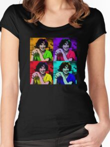 Molly Ringwald Women's Fitted Scoop T-Shirt