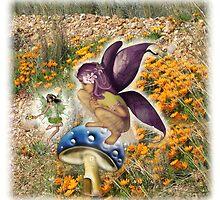 Devas and fairies by NadineMay