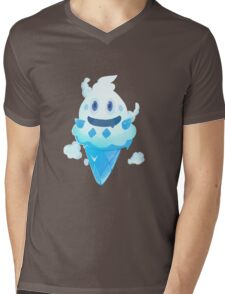 Vanillish Mens V-Neck T-Shirt
