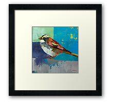 bird 18 Framed Print