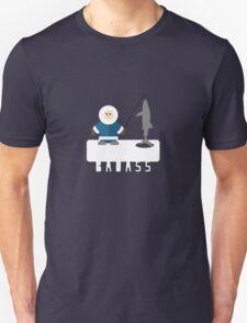 Badass fish T-Shirt