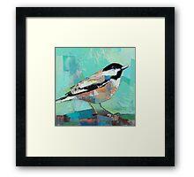 bird 12 Framed Print