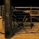Broken bike by Riko2us