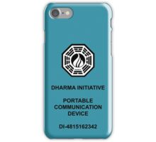 DI STANDARD ISSUE PHONE CASE iPhone Case/Skin
