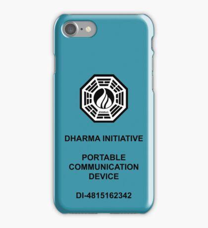 DI STANDARD ISSUE PHONE CASE iPhone Case/Skin