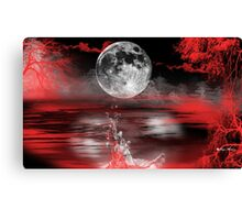 Sea of Love-abstract+Products Design Canvas Print