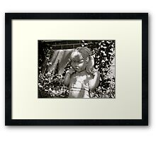 Wrath of Medusa Framed Print