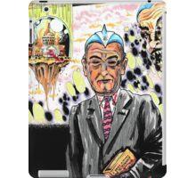 The Villainous Presidents: Lyndon B. Johnson iPad Case/Skin